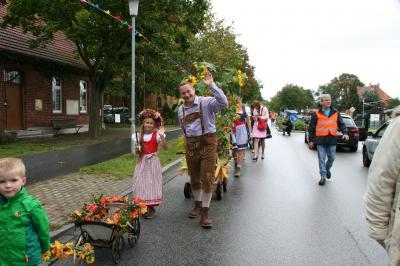 Viel zu feiern gab es am Samstag in Lietzow.