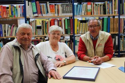Foto zur Meldung: Sozialverband feiert 70. Geburtstag