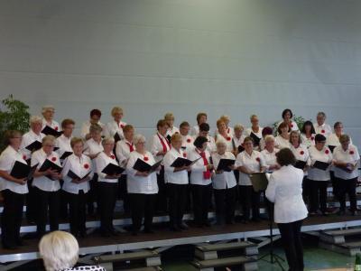 Foto zur Meldung: Teilnahme Kreissängerfest in Ransbach
