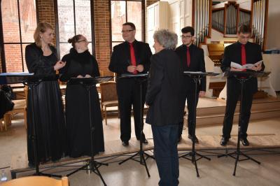 """Vorschaubild zur Meldung: Reformationskonzert """"Musik & Wort"""" – Herzschlag der Reformation"""