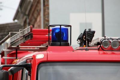 Symbolfoto: Feuerwehr im Einsatz (Foto: pixabay.com)