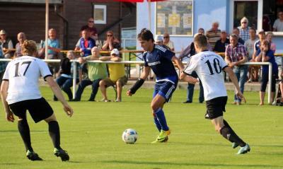 Foto zu Meldung: Bezirksliga: FC Vorwärts - SV Poppenreuth 1:1 (0:0)