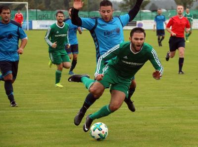Foto zu Meldung: Bezirksliga: FC Vorwärts - ATS Hof/West 5:0 (2:0)