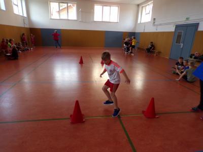 """Foto zur Meldung: 2. Fitnesstest für die Aktion """"fit4future"""""""