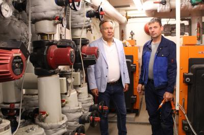 Foto zur Meldung: Schulverband beschließt Sanierung der Heizungsanlage