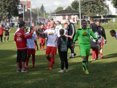 Foto zu Meldung: + + + 5. Spieltag Landesliga West + + +