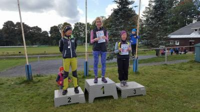 """Foto zu Meldung: Crosslauf """"Rund um den Tierberg"""" - Thüringer Langlauf Cup"""