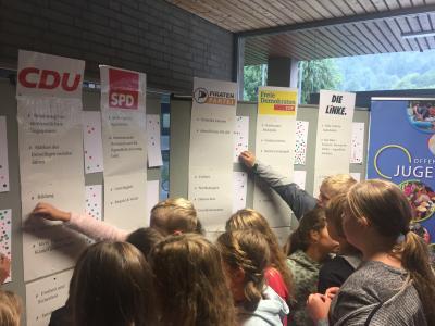 Vorschaubild zur Meldung: CDU gewinnt U18-Wahl – Schwarz-Grün im Südwesten vorne