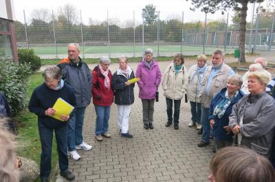 Vorschaubild zur Meldung: Wandertag in Schenefeld