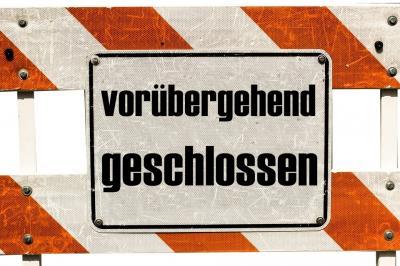 Vorschaubild zur Meldung: MGH geschlossen an den Brückentagen im Oktober