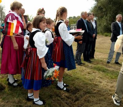 Foto zur Meldung: Dank an alle Sponsoren des 10. Deutsch-Polnischen Sommerfestes - Aurith-Urad 2017
