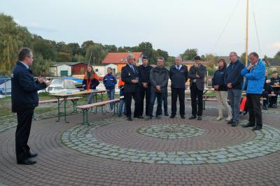Foto zur Meldung: Mehrzweckboot FFw der Peenestadt Neukalen