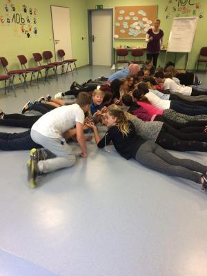 Foto zu Meldung: Graf-Arco-Schule setzt auf gutes Lernklima