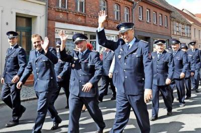 Foto zur Meldung: 125 Jahre Freiwillige Feuerwehr Freyenstein