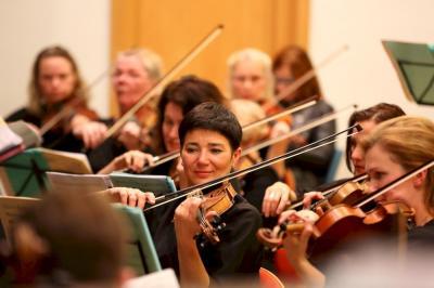 Vorschaubild zur Meldung: Konzert des Kaliningrader Sinfonieorchesters