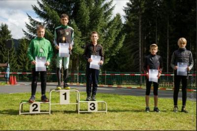 Foto zur Meldung: Ranglistenwettkampf Scheibe-Alsbach 16.09.2017