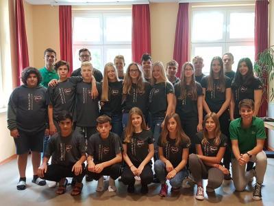 Vorschaubild zur Meldung: 19 neue Schulsportassistenten für Südniedersachsen