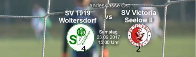 Vorschaubild zur Meldung: 5. Spieltag Landesklasse Ost