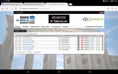 Vorschaubild zur Meldung: 40. BMW Berlin-Marathon