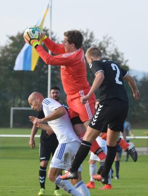 Foto zu Meldung: Bezirksliga: FC Vorwärts - SpVgg Oberkotzau 4:0 (1:0)