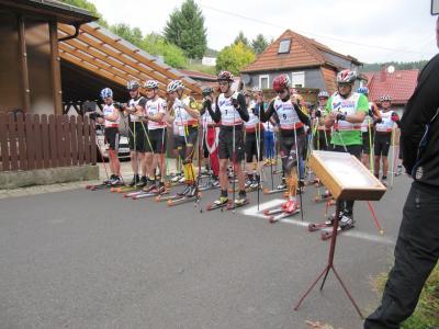 Vorschaubild zur Meldung: Ergebnisse und Bilder 4. Lauf zum Thüringen-Cup in Schnett
