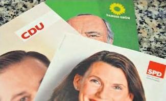 Die U18-Kampagne will, dass sich möglichst viele Kinder und Jugendliche mit der Bundestagswahl auseinandersetzen und dauerhaft für Politik begeistern. Foto: Gerhard Lück