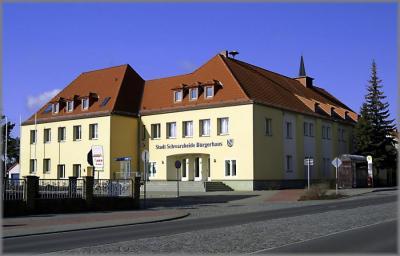 Foto zu Meldung: Schließung Bürgerhaus Stadt Schwarzheide