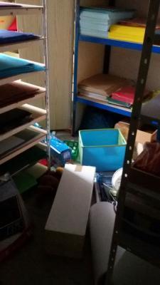 Foto zu Meldung: Spendenaufruf nach Einbrüchen in unserer Einrichtung