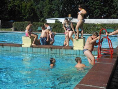 Foto zur Meldung: Schwimmfest 2017