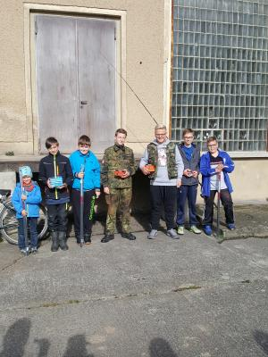 Jugendangeln 2017 in Harbke