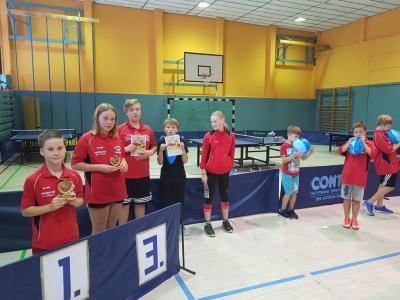 Vorschaubild zur Meldung: Tischtennis-Nachwuchs startet in die Saison 2017/2018