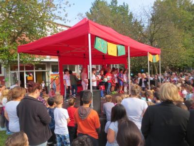 Foto zur Meldung: 50 Jahre Schule Rönneburg