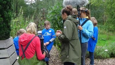 Foto zur Meldung: Der NDR besucht das Wassercamp