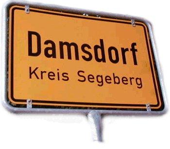 Foto zur Meldung: Vor 80 Jahren: Damsdorf wird ein Teil von Stocksee
