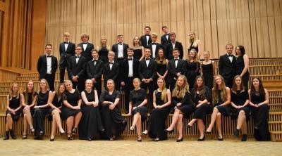Foto zur Meldung: Chor I und die Vicc-Tones im RBB