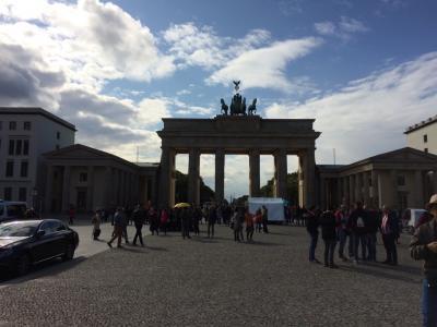 Foto zur Meldung: Abschlussfahrt Berlin