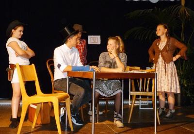Vorschaubild zur Meldung: AG Theater und Schulspiel