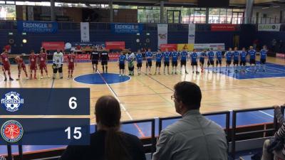 Foto zu Meldung: Weißenfels souverän - Schenefeld unterliegt gegen den Rekordmeister