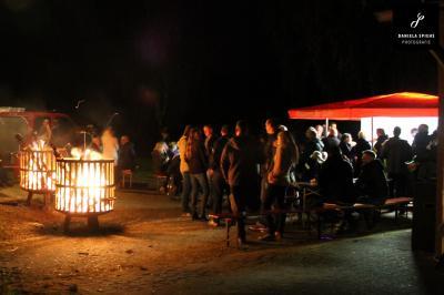 Foto zu Meldung: Herbstfeuer in Sülte