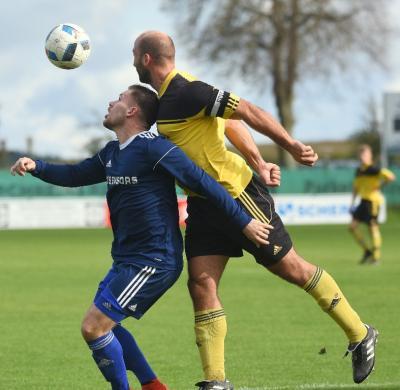 Foto zu Meldung: Bezirksliga: FC Vorwärts - FC Tirschenreuth 4:0 (2:0)