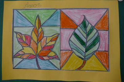 Foto zur Meldung: Kunst ist schön, macht aber viel Arbeit (Teil 1) - Werke aus dem Kunstunterricht der Klassen 1/2