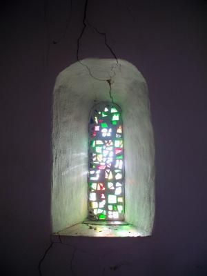 Vorschaubild zur Meldung: Lichterandacht mit Gesängen aus Taizé am 13.10. in der Kunstkirche