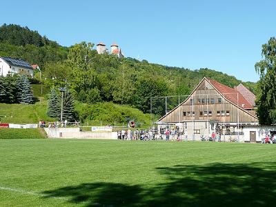 Vorschaubild zur Meldung: Fb-M: SV Normania Treffurt - FSV Eintracht Eisenach