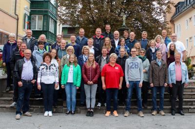 Vorschaubild zur Meldung: Musikverein Unterboihingen - Unser Wochenende in Millstatt