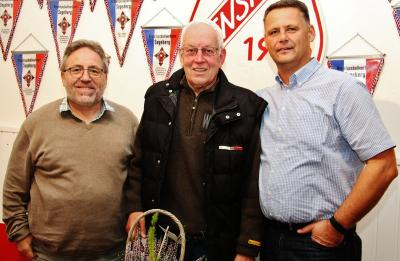 Foto zur Meldung: Abschied von einer Schaltstelle der Kreispolitik – Hans Siebke gibt Vorsitz im Prüfungsausschuss des Kreissportverbandes ab
