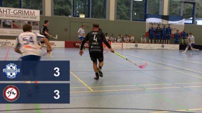 Floorball Schenefeld vs. MFBC Leipzig