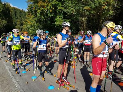 Foto zu Meldung: Bericht vom Berglauf in der Ruhlaer Zeitung