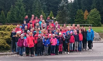 Foto zu Meldung: Grüße vom Schwimm-Trainingslager im Sportpark Rabenberg