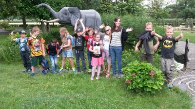 Vorschaubild zur Meldung: Ferienbetreuung Sommerferien