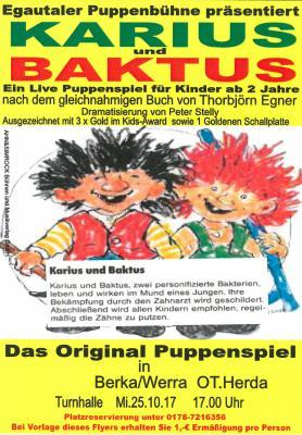 Vorschaubild zur Meldung: Egautaler Puppenbühne